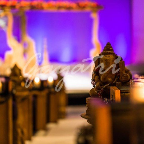 Hathi Indian Wedding Mandap