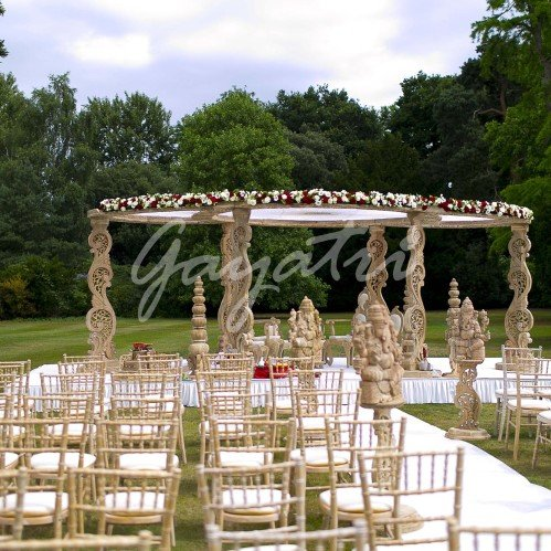 Lana Mandap Decoration