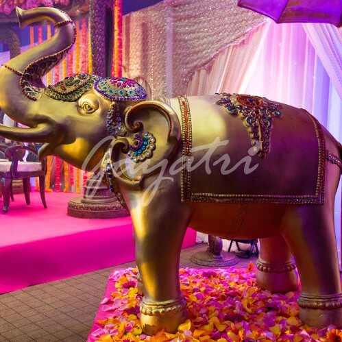 Bollywood Theme party decor