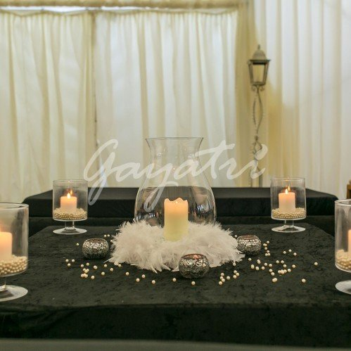 Gatsby theme Wedding party Decore