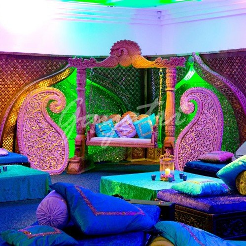 Morrocan-Affair party decor ideas