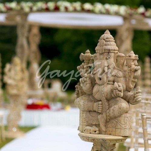 Indian Wedding Mandap