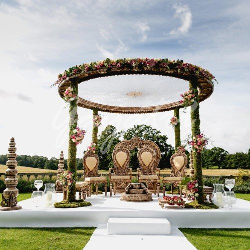 wedding mandap theme