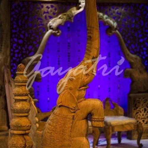 Hathi indian wedding mandaps suppliers
