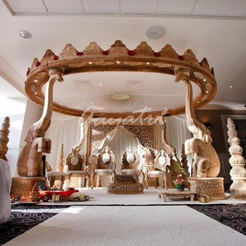 Hathi mandap Decoration