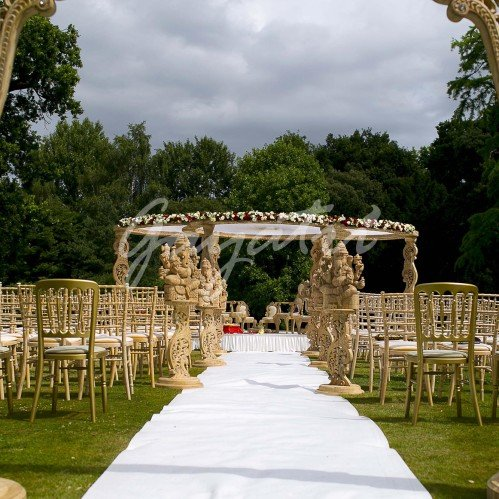 indian wedding mandap chair