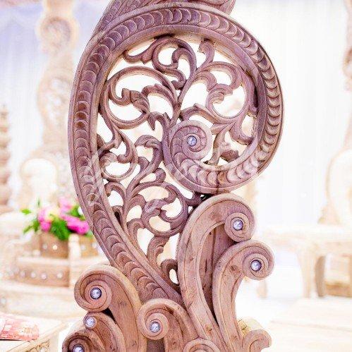 Saraswati mandap Decoration