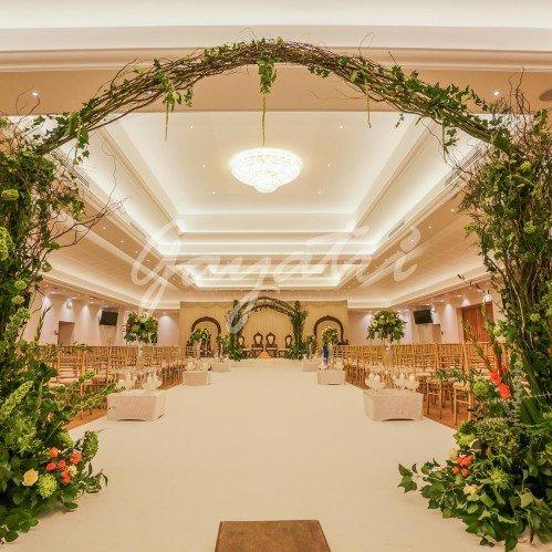 Wedding Stage Décor Idea