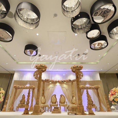 Ava Mandap Decoration