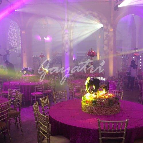 Bollywood Theme party decoration ideas