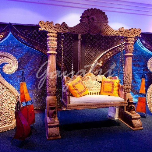 Jaipur Nights party decor