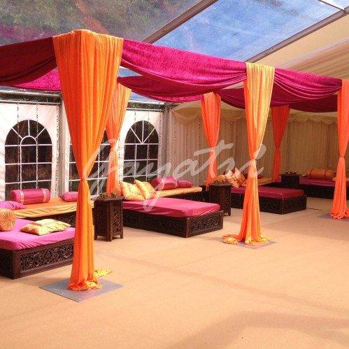 Morrocan-Affair party decor