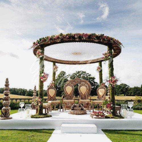 wedding mandap theme